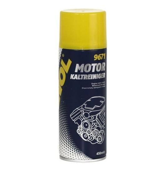 Spray do czyszczenia silnika  MANNOL 450 ml